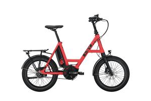 I:SY E-bike DrivE S8 ZR Red