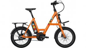 I:SY E-bike DrivE XXL N3.8 ZR Orange