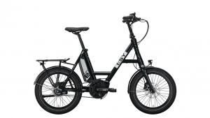 I:SY E-bike DrivE S8 ZR Wet Ashalt Black