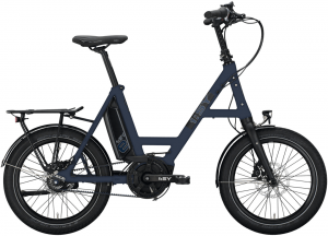 I:SY E-bike DrivE S8 ZR Beryl Blue