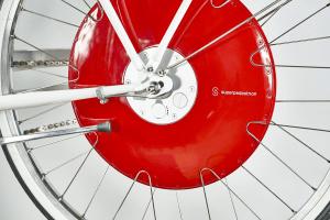 "Superpedestrian Copenhagen Wheel E-kit Singlespeed 28"""