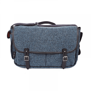 Brompton Game Bag Storm Grey Tweed