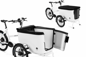 Butchers & Bicycles Flat Cover Box