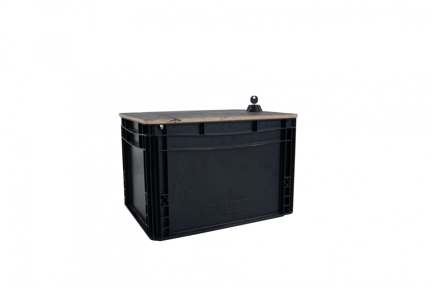 Chike Transport Box with lockable lid (left)