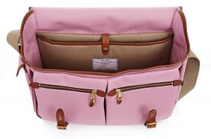 Brompton Game Bag + frame (Pink)