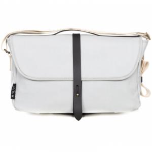 Brompton Shoulder Bag + frame (Grey)
