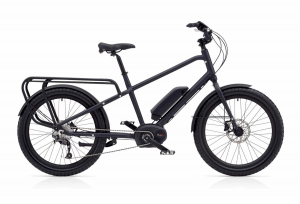 BENNO bikes Boost E Anthracit Grey
