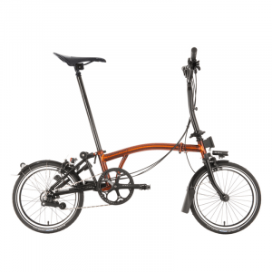 BROMPTON Black Edition Flame Lacquer