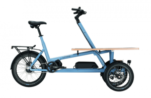 CHIKE E-Cargo Blue