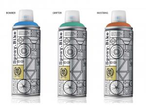 Spray.Bike Pop Collection