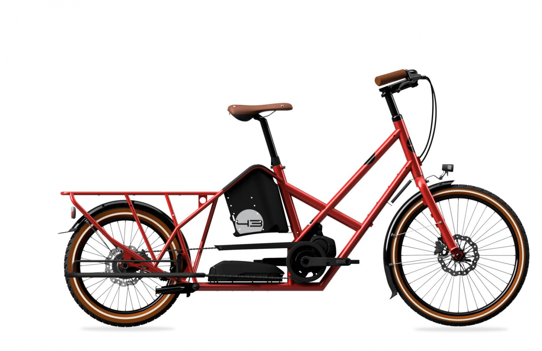 BIKE43 Alpster/Performance Red