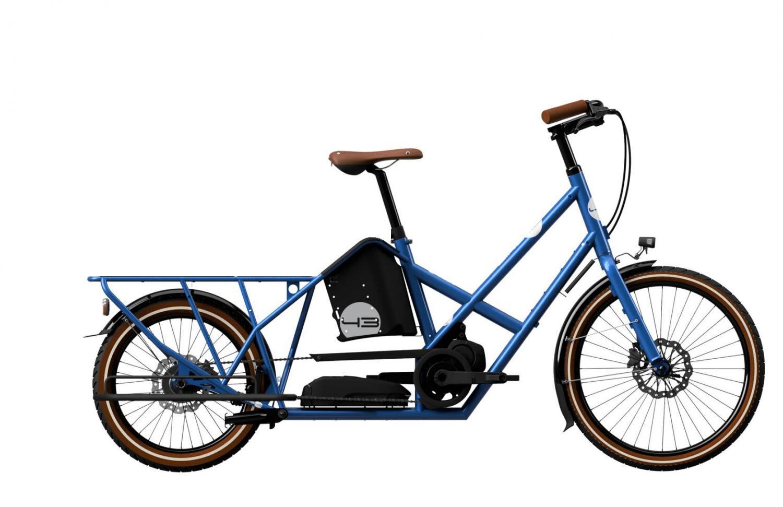 BIKE43 Alpster/Performance Blue
