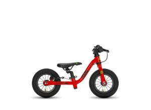 "FROG Tadpole MINI Kids Bike 10"" RED"