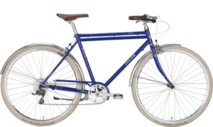 EXCELSIOR Vintage D Claris Pearlnight Blue