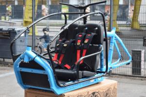 BULLITT Twin Seat